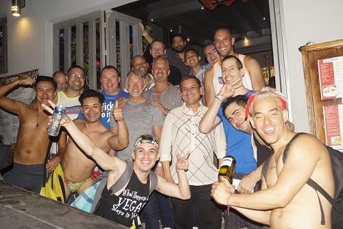 puerto vallarta new years eve bar tour