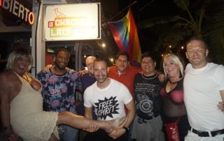puerto vallarta gay bar hopping