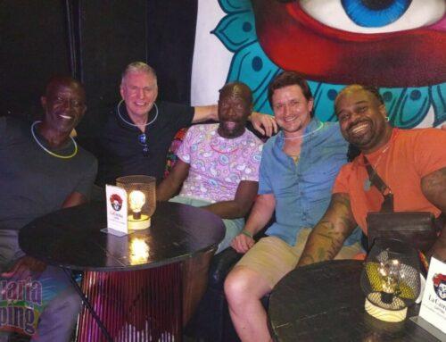 June 25 2021 Gay Bar Tour